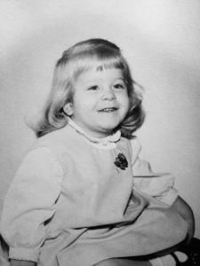 Toddler Sharon